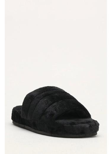 Arma Shoes Siyah Kadın Ev Terliği Siyah